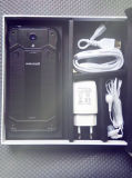Téléphone mobile intelligent androïde imperméable à l'eau du faisceau 4G Lte de quarte d'Unlcoked Blackview BV5000 d'usine de Whoelsale