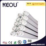 PC+T8 Tubo de Aluminio LED Lámpara 2M 3M 4FT 5FT