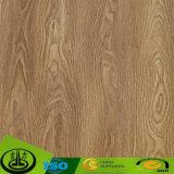 Madera de arce papel de fibra de papel decorativo para piso