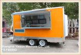 Remorques mobiles Arabie Saoudite de restauration de camion de nourriture de Ys-Fb390d