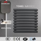 Riscaldatore di stanza elettrico fissato al muro nero di Avonflow (AF-MX)