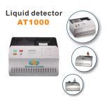 Detector de líquidos explosivos líquidos peligrosos escáner