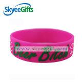 Silicone impresso variopinto Wristband&Bracelets di Custome di alta qualità