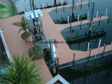 Houten Plastic Samengestelde OpenluchtWPC van uitstekende kwaliteit 146*20