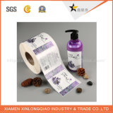 Atacado Custom Design High Quality Factory Direct Bottle Label