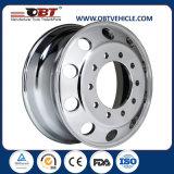 Cerchione della lega di alluminio del camion di rimorchio di Obt 22.5