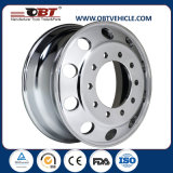 Obt Schlussteil-LKW-Aluminiumlegierung-Rad-Felge 22.5