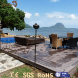 Plataforma de madeira composta ao ar livre personalizada européia de WPC para a associação