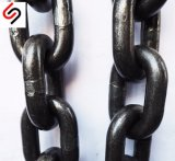 /Welded油をさされるDIN 763鋼鉄リンク鎖直径13mm