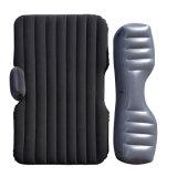 Le noir s'est assemblé la course gonflable Airbed de PVC pour le véhicule ou camper
