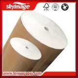 Papier de sublimation revêtue instantanément à sec instantané de 50 g de 36 po pour imprimante à jet d'encre haute vitesse