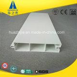 Van Hsp60-06 het Vrije Shell Witte Profiel UPVC van Leadc voor het Comité van de Deur