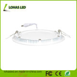 Flat LED Panel Light 86-265V 120mm-225mm 3W-25W Lights de panneau
