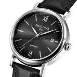 自動ステンレス鋼の男性用腕時計
