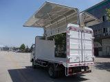 Sinotruk HOWO 4x2 Furgoneta Camión de carga de camiones camion camiones camionetas