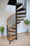 Escalera de caracol de hierro Diseño