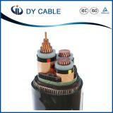 Les faisceaux du câble 3 de XLPE cuivrent le constructeur de câble d'alimentation de conducteur