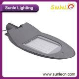 黒い灰色の調節可能なアルミニウムボディLED街灯(SLRF28)