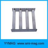 Magnete magnetico di Guass della barra 12000 del neodimio di rendimento elevato