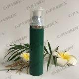 化粧品の包装のための緑のプラスチックPP空気のないびん(PPC-PAB-036)