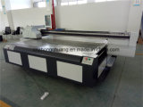 넓은 체재 대리석 돌 UV 평상형 트레일러 인쇄 기계