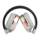 Auricular / micrófono al por mayor de Bluetooth con la radio de FM y el jugador de tarjeta del TF
