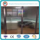 usine en verre décorative en verre de construction de 4-8mm