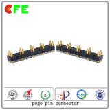 Batterieverbinder-Doppelt-Reihe 10pin BAD Pogo Pin-Verbinder