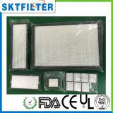 Poca resistencia de aire del filtro de HEPA