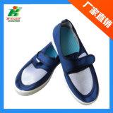 クリーンルーム、ESDの網(ベルト粘着性がある靴)のための帯電防止作業靴