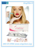 Riempitore cutaneo cosmetico iniettabile dell'acido ialuronico di Singfiller