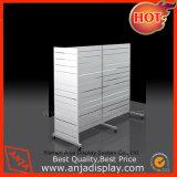 MDF Gondola Slatwall Display Rack pour magasin