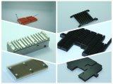 Изготовление, котор поставка подгоняла алюминиевый теплоотвод прессовало промышленный охладитель C.P.U. GPU с Ce, TUV, UL