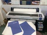 """90grs 44 """" de secado rápido No-Encrespan el fabricante chino del mejor papel de la sublimación para Epson F6200/6280/6072/6000 etc"""