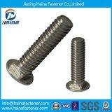 Fornecedor da China DIN603 A307 4.8 8.8 Bolo de transporte de categoria aço inoxidável 304 316 parafuso redondo do carro do pescoço quadrado redondo