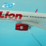 Горячее собрание аэроплана B737-900 маштаба 1/100 модели плоскости смолаы сбывания