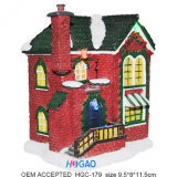 راتينج عيد ميلاد المسيح عطلة كعك منزل مع إنارة