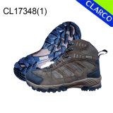 Кожаный спорты Hiking напольные ботинки безопасности