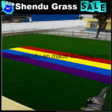 25mmの庭の総合的な草の芝生160stitch
