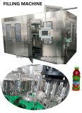 애완 동물 병을%s 식물성 과일 음료 주스 가공 기계장치 생산 라인을 완료하십시오