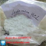 99% de poudre de lidocaïne HCl / chlorhydrate de lidocaïne CAS 73-78-9 pour soulagement de la douleur