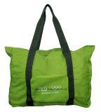 Eco-Friendly Ripstop Dobrável Duffel Sacos de desporto ao ar livre, ginásio Actividade