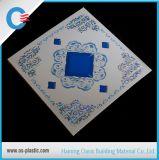 azulejos del techo del PVC de 595*595*7m m para Iraq