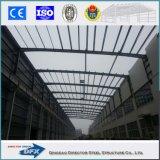 Горячекатаные стальные мастерская/пакгауз/конструкция здания/офиса с H-Beam