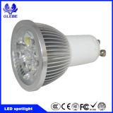 Indicatore luminoso del punto della PANNOCCHIA GU10 LED 2700k Dimmable LED di CA di AC120V 230V Driverless 6W