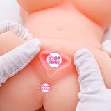 Erwachsenes Geschlechts-Produkt-medizinisches Großhandelssilikon-halbe Karosserien-Geschlechts-Puppen für Mann