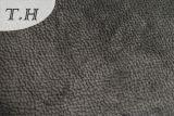 Disegno grigio dei tessuti della pelle scamosciata di Uphostery di Europen Machine