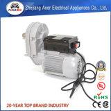 중국 구체 믹서를 위한 최고 질 공급자 단일 위상 1HP AC 전기 기어 모터
