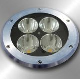 InBoden LED Befestigung, hohe Leistung PFEILER unter Bodenvorrichtung