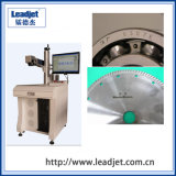 machine d'imprimante de gravure de datte de laser de la fibre 20W